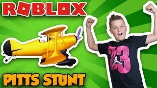I BOUGHT A 400.000 PLANE in ROBLOX VEHICLE SIMULATOR | PITTS STUNT | AIRPLANE STUNTS