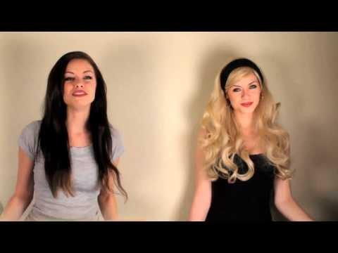 Hot Twins Show Love for iFish Alberta & iHunt Alberta