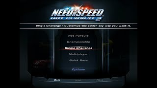 Need for Speed: Hot Pursuit 2 (PC) Demo Full Gameplay