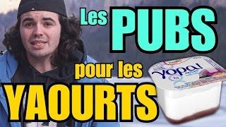 LES PUBS DE YAOURTS : L'ANALYSE de MisterJDay thumbnail