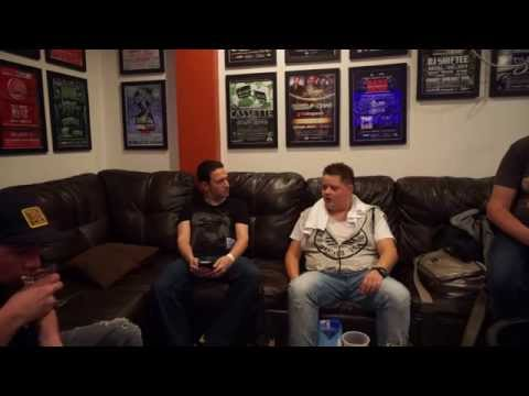 ENL Interview with Orjan Nilsen at Soundgarden Hall Philly