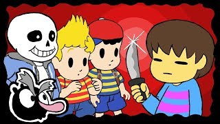 Undertale + Earthbound + Mother 3 Frolics