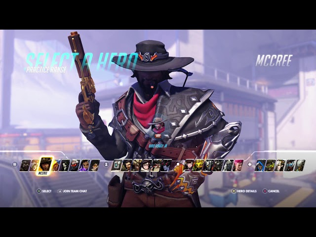 Buying McCrees Golden Gun!
