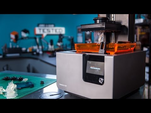 Tested In-Depth: Formlabs Form 2 SLA 3D Printer
