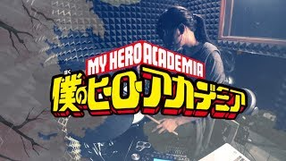 【僕のヒーローアカデミア第2期】ムービー - だから、ひとりじゃないを叩いてみた / Boku no Hero Academia Season 2 Ending Full drum cover