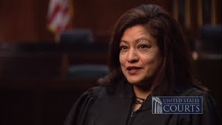 Pathways to the Bench:  Magistrate Judge Maria Valdez