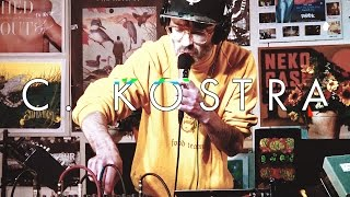 "c.Kostra - ""Double Crush"" (Live on Radio K)"