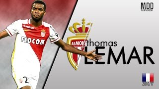 Thomas lemar | as monaco | goals, skills, assists | 2016/17 - hd