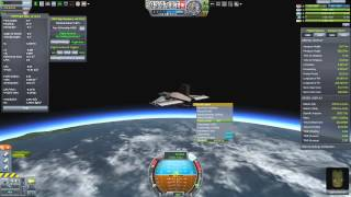 KSP Single Stage Nu Jazz To Orbit