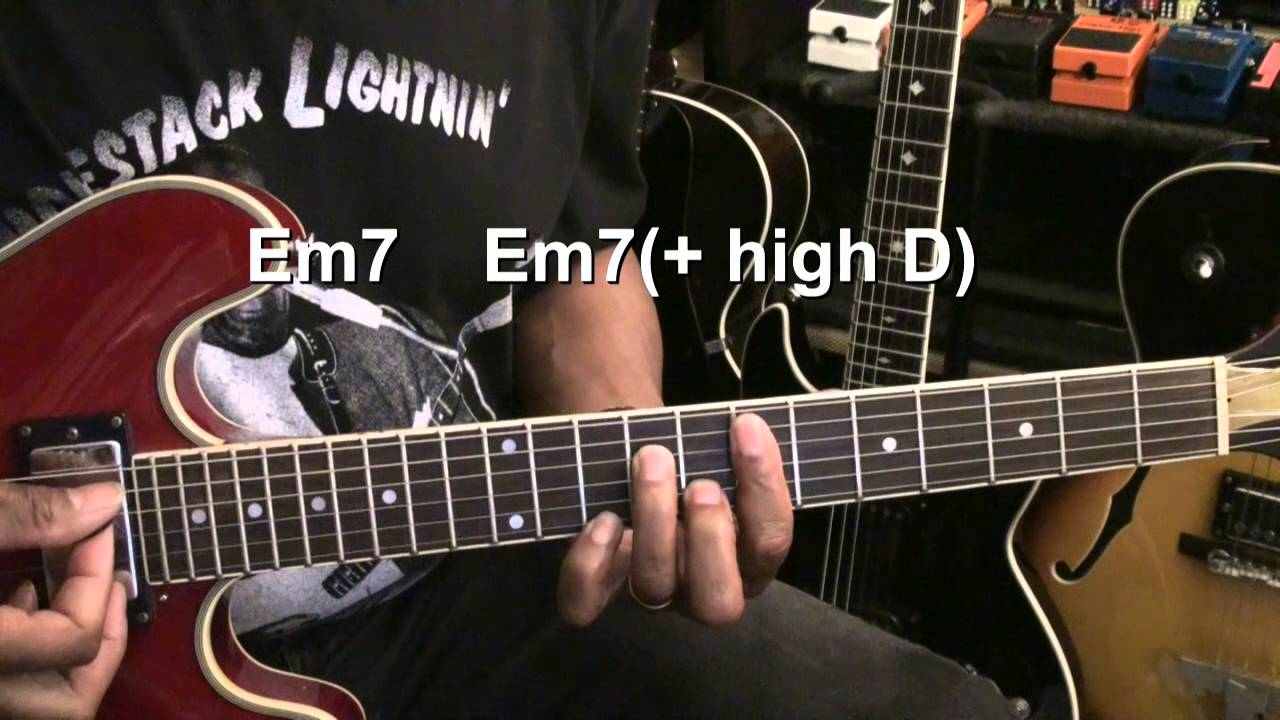 The Thrill Is Gone Chords Bb King How To Play On Guitar Lesson