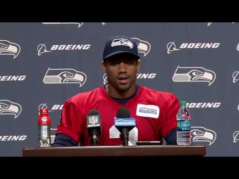 Seahawks Quarterback Russell Wilson Week 6 Press Conference
