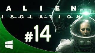 Alien Isolation - ITA Walkthrough - Parte 14 [1080p PC ULTRA Settings]