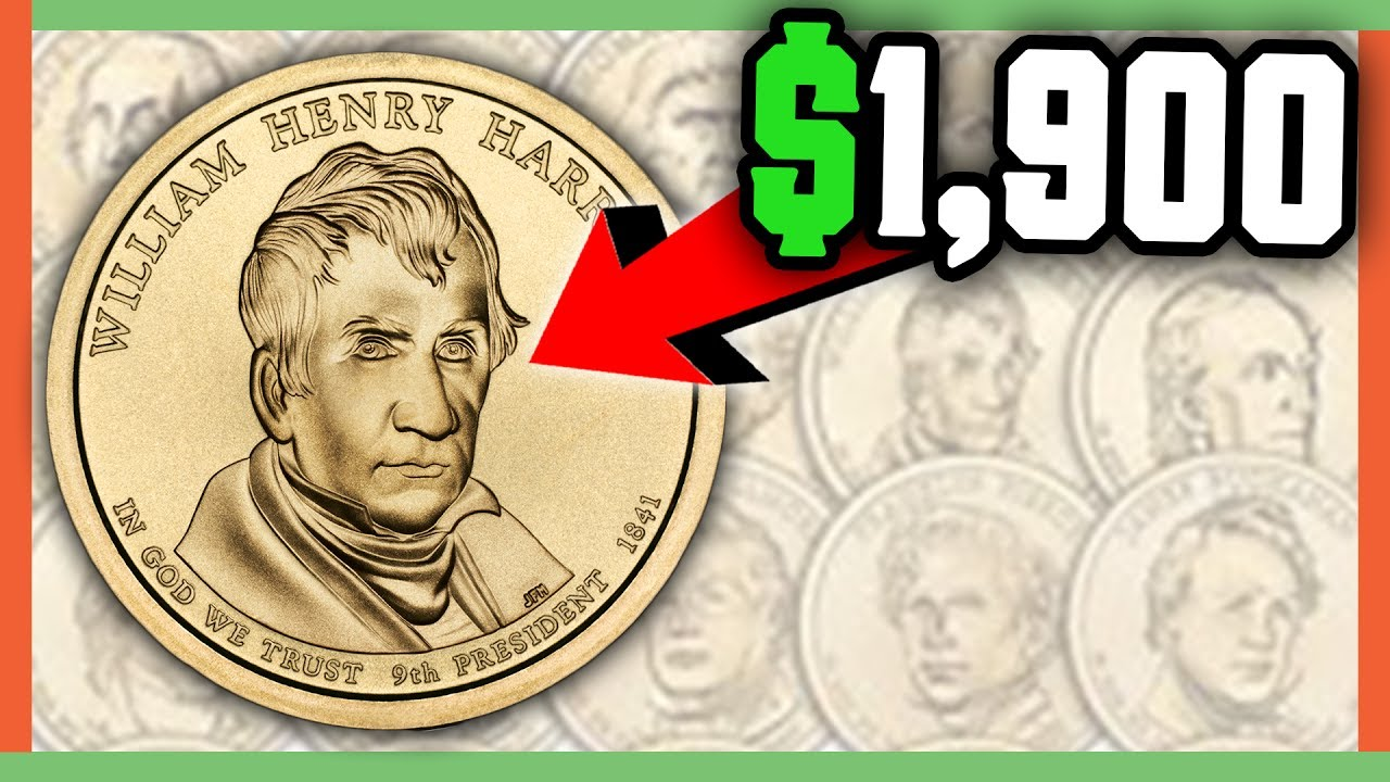 Rare Presidential Dollar Coins Worth Money Gold Dollars
