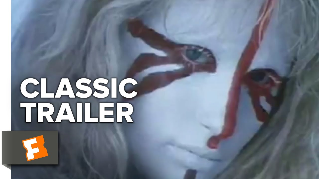 The Clan Of The Cave Bear 1986 Official Trailer Daryl Hannah