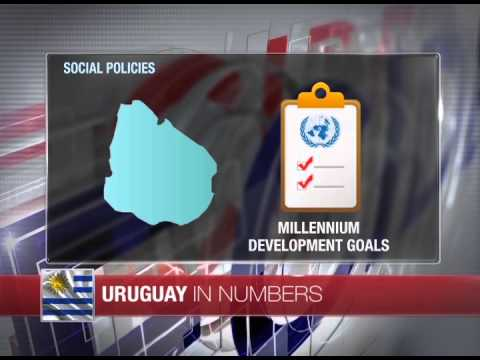 URUGUAY IN NUMBERS - SOCIAL POLICIES