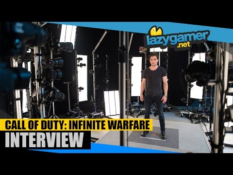 Call of Duty Infinite Warfare Kit Harington Interview