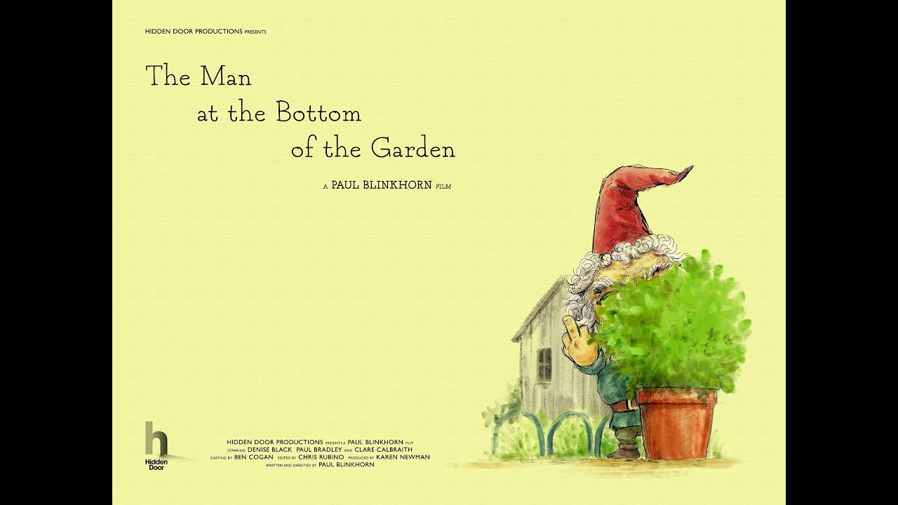 Live on Line - The Man At The Bottom Of The Garden