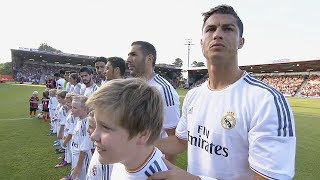 When C.Ronaldo Humiliates in Friendly & Pre-Season Matches