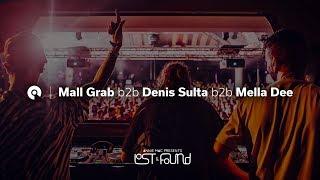 Mall Grab b2b Denis Sulta b2b Mella Dee @ AMP Lost & Found Festival 2018 (BE-AT.TV)