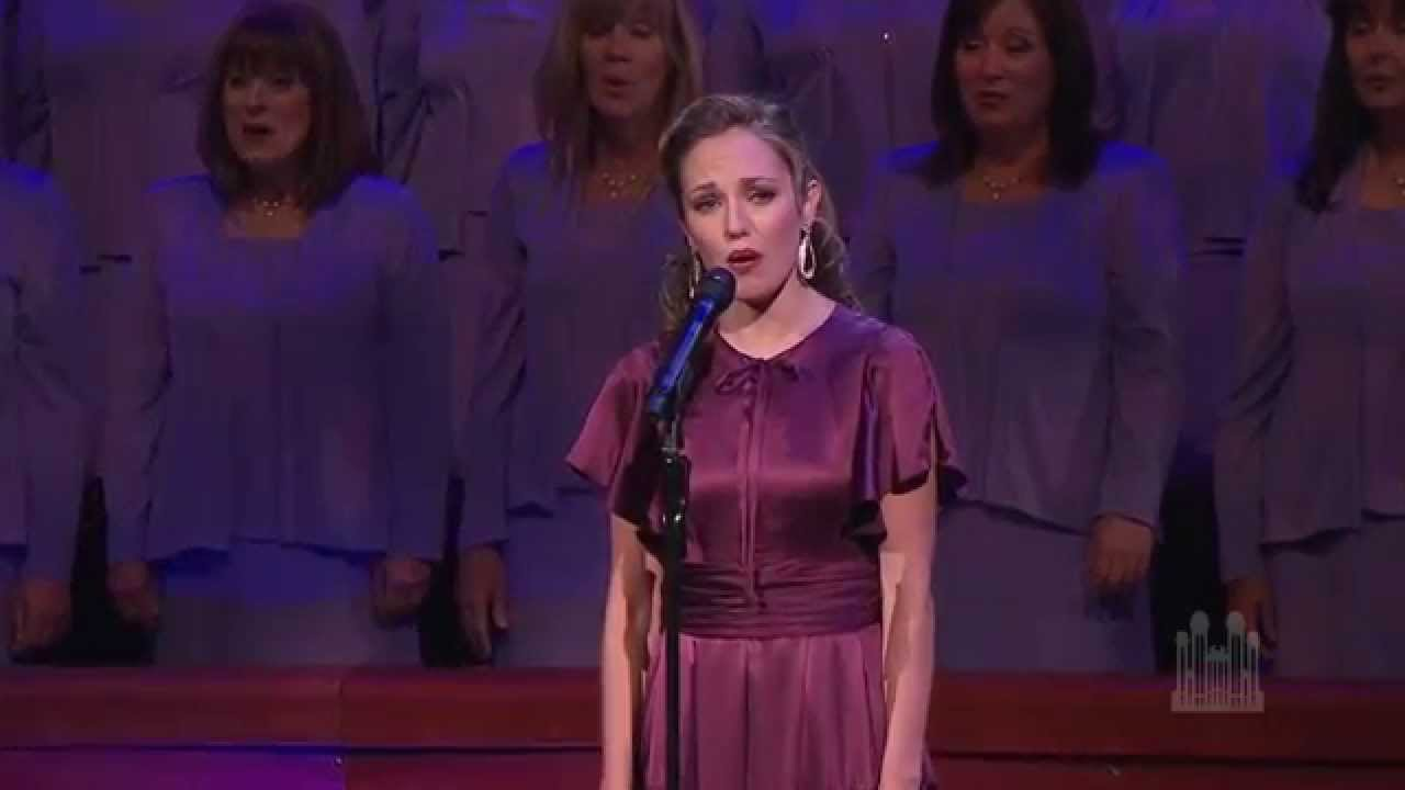 Climb Ev'ry Mountain, from The Sound of Music, with Laura Osnes