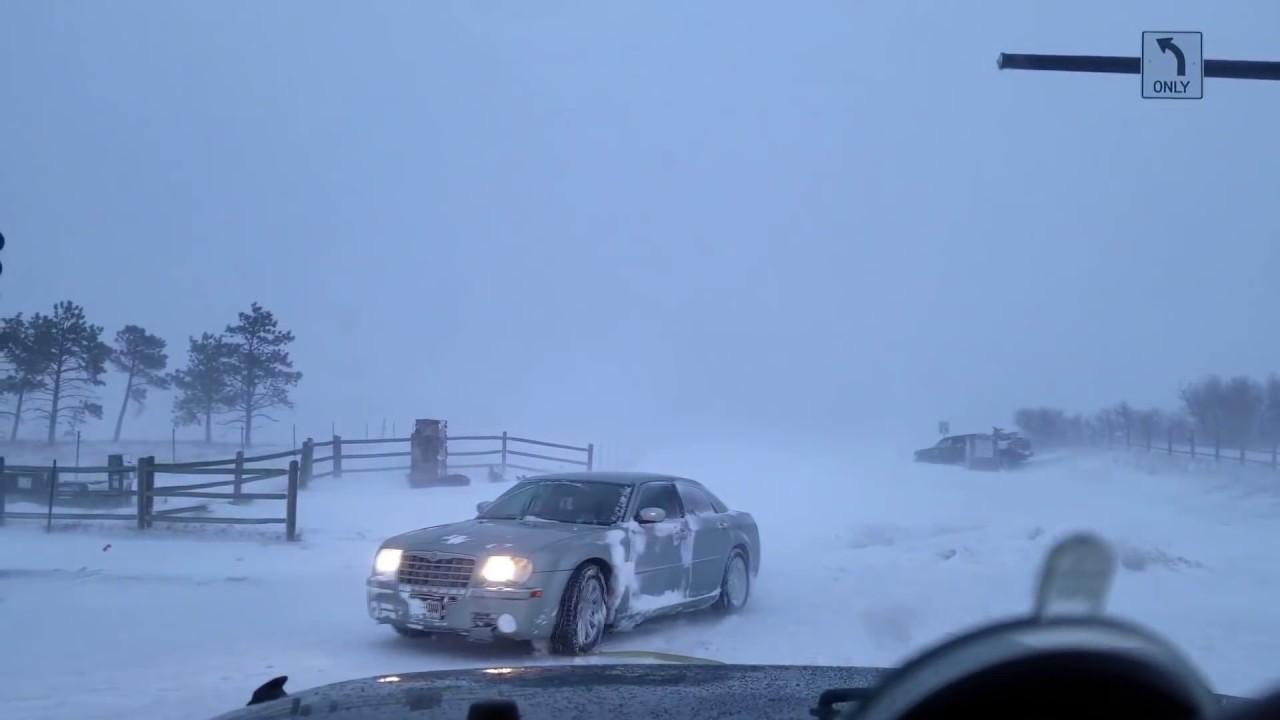 Colorado Springs Blizzard 2019