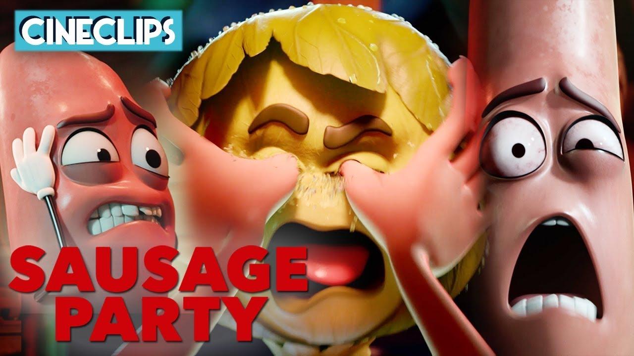 Download The Kitchen Massacre | Sausage Party | CineClips