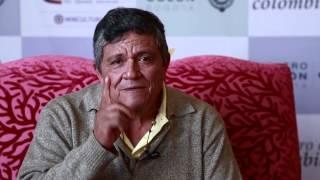 'El Cholo' Valderrama invita a su concierto en el Teatro Colón