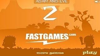 Прохождение, Адам и Ева 2, озвучка от фонаря