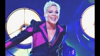 Pink's 'Beautiful Trauma' Tour Rakes in More Than $100 Million in Three Months