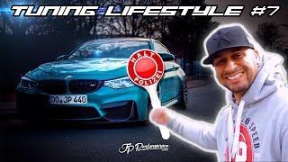 Tuning Lifestyle #7 - Polizei fährt zu Cruiser Kontrolle | BMW M4 Carporn
