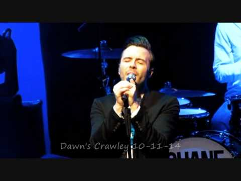 Shane Filan  All You Need To Know Crawley 10 11 14