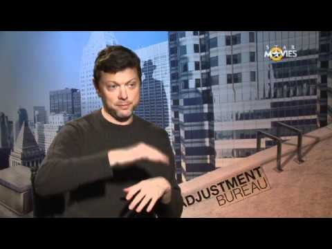 STAR Movies VIP Access: The Adjustment Bureau - George Nolfi (Part 2/2)