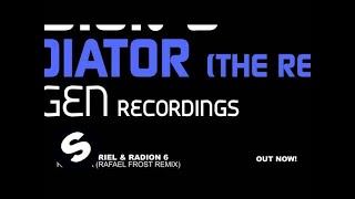 Sied van Riel & Radion 6 - Radiator (Rafael Frost Remix)