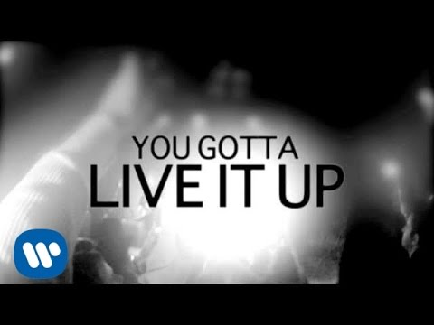 Airbourne - Live It Up (LYRIC VIDEO)