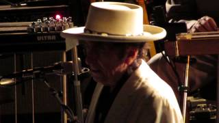 Bob Dylan - Early Roman Kings - Cadillac Palace Theater, Chi IL. Nov 10th 2014
