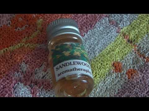 Масло ароматическое Сандал, производство Сиамароматик, 5 мл