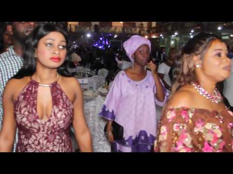Vivian Cidid Live in The Gambia - Global Properties 10th yea
