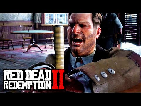 Red Dead Redemption 2   Gameplay Walkthrough   Mission #91 Gainful Employment thumbnail