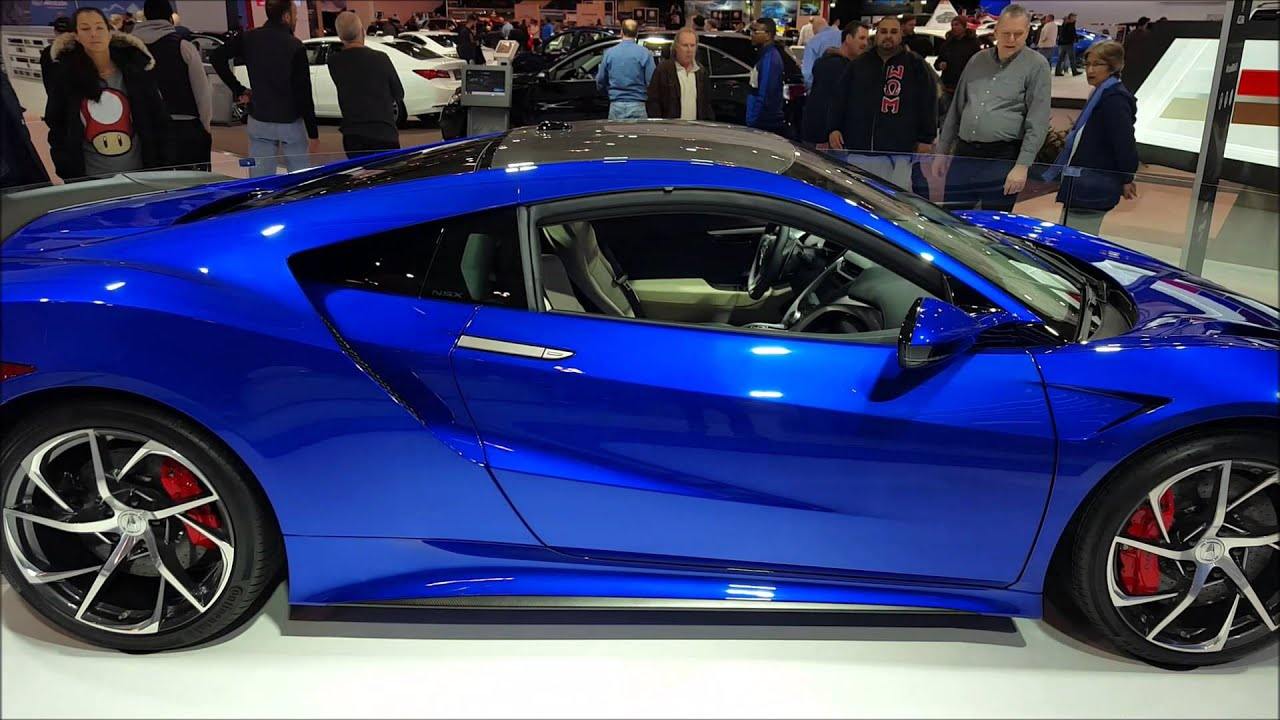 2017 Acura Nsx Crazy Review 248 000 Wow It S Y