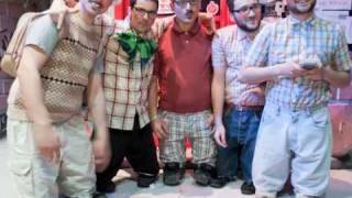 Funky Pushertz Foto Backstage Video
