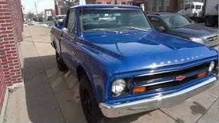 RARE RARE RARE!! 1967 Chevrolet K10 4x4 Short Bed Truck, Frame Off restored Truck