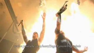 Avenged Sevenfold - Paranoid Live Video