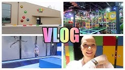 Vlogmas Tag 1 | Kiddy Dome Schweiz | exclusive Tour