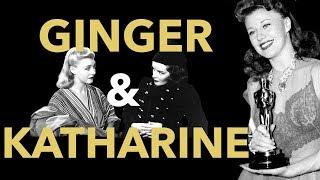 Ginger Rogers, Katharine Hepburn, and the 1941 Oscars