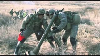 Әскер KZ. Сухопутные войска Вооружённых сил Республики Казахстан