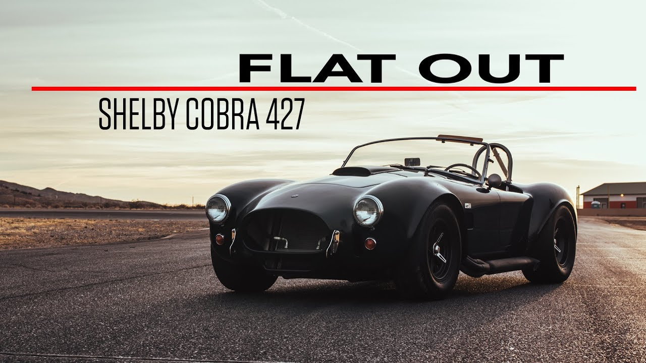 Streets Of Willow >> Shelby Cobra 427 rallies loud and proud around Streets of ...
