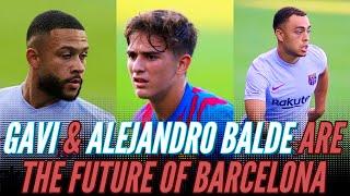 FC Barcelona 3-1 Girona: Gavi & Alejandro Balde HAVE SHOWN To Be THE FUTURE Of Barcelona