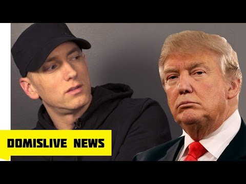 Eminem Diss Trump on Campaign Speech | New Song Eminem 'Campaign Speech'