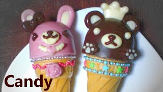 glico #1 - Decoration Giant Caplico (Chocolate, candy)