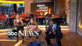 Erin Andrews' Theory of Fitness